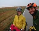 Cặp đôi bỏ việc để đạp xe hơn 6400 cây số vòng quanh nước Mỹ