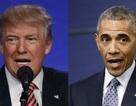 """Tỷ phú Trump """"giải oan"""" cho Tổng thống Obama"""