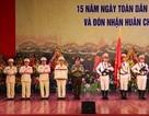 Cảnh sát PCCC Bắc Ninh đón nhận Huân chương Chiến công hạng Nhì