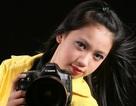 """Phía sau câu chuyện """"bố chụp - con diễn - mẹ làm thơ"""" của Hoa khôi Duyên dáng Hà thành"""