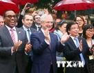 Chủ tịch Quốc hội Pháp tham dự Ngày hội Pháp ngữ tại Việt Nam