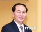 Chủ tịch nước Trần Đại Quang trả lời phỏng vấn TTXVN