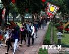 Hơn 85.000 lượt khách quốc tế đến Hà Nội dịp Tết Nguyên đán