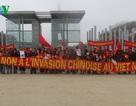 Người Việt biểu tình phản đối Trung Quốc vi phạm chủ quyền Việt Nam