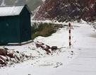 Tuyết rơi ngay tại Thủ đô trong đợt rét kỷ lục