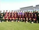 Toàn bộ cầu thủ U23 Việt Nam đã tập luyện bình thường tại Qatar