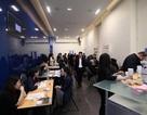 """DHS Việt tại Pháp """"chen chân"""" tại hội thảo hướng nghiệp 2016"""