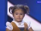 Bé gái Nga 4 tuổi nói lưu loát 7 thứ tiếng