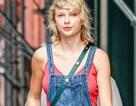 Taylor Swift khoe tóc mới trẻ trung