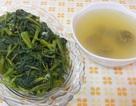Uống nước luộc rau có cần ăn thêm rau xanh?