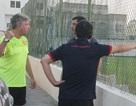 Chủ nhà Bahrain xin lỗi U19 Việt Nam sau sự cố thay đổi sân tập
