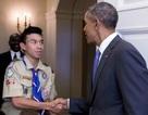 Chuyện cậu bé gốc Việt được gặp Tổng thống Obama