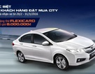 Honda Việt Nam tri ân đặc biệt khách hàng mua xe City 2016