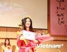 Tưng bừng sự kiện Tết thanh niên, sinh viên Việt Nam tại Nhật Bản