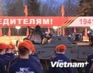 Ấn tượng tổng duyệt lễ diễu binh mừng Ngày chiến thắng ở Nga