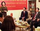 Chủ tịch Quốc hội Nguyễn Thị Kim Ngân gặp gỡ kiều bào tại UAE
