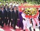 Chủ tịch nước: Không ngừng gìn giữ tình đoàn kết đặc biệt Việt-Lào 
