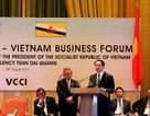 Chủ tịch nước dự Diễn đàn Doanh nghiệp Việt Nam-Brunei