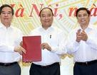 Thủ tướng trao quyết định cho tân Trưởng ban Chỉ đạo Tây Bắc