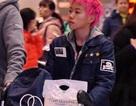 """Con gái """"chuẩn men"""" của Vương Phi cô đơn tại Bắc Kinh"""