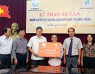 Trao 30 xe lăn tới người khuyết tật Ninh Thuận