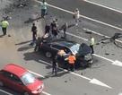 Xe sang của Tổng thống Putin gặp tai nạn, tài xế thiệt mạng