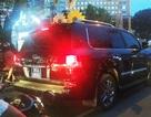 Vụ xe Lexus gắn biển xanh: Thực hiện nghiêm chỉ đạo của Tổng Bí thư