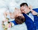 Ảnh cưới đẹp của cặp đôi được hứa gả từ thưở lên 5