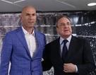 Zinedine Zidane và sứ mệnh tái sinh bóng đá đẹp ở thánh đường Bernabeu