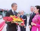 Nữ sinh tặng hoa Tổng thống Obama trở thành đại biểu Tàu Thanh niên Đông Nam Á