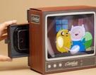Phụ kiện độc đáo biến smartphone thành chiếc TV cổ