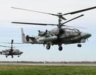 Quân đội Nga sẽ được trang bị hàng chục trực thăng Ka-52 Alligator