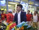 Ít người hâm mộ ra sân bay đón U20 Việt Nam về nước