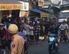 Chính quyền dỡ chợ trước Tết, tiểu thương đặt quan tài phản đối