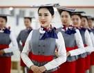 Xem các nữ tiếp viên hàng không Trung Quốc được đào tạo ra sao