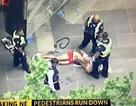 """Úc: Cảnh sát rượt """"xe điên"""" trên đường, hơn 20 người thương vong"""