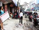 Xuất hiện robot cảnh báo tắc đường tại Hà Nội