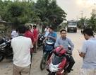 """Người dân lại chặn xe tải, """"phong toả"""" đường vào mỏ đá Tân Cang"""