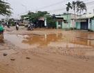 Kinh hãi con đường nắng bụi mưa lầy