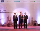 Đất Xanh được vinh danh Top 10 Nhà phát triển bất động sản hàng đầu Việt Nam