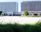 """Cận cảnh bệnh viện 2.700 tỷ đồng """"đắp chiếu"""" sau 7 năm xây dựng"""