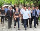 Tổng giám đốc UNESCO thăm quần thể danh thắng Tràng An