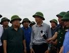 Phó Thủ tướng kiểm tra công tác chống bão số 10 ở Hà Tĩnh