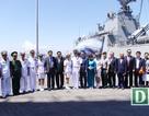 Chiến hạm Hải quân Hàn Quốc thăm Đà Nẵng