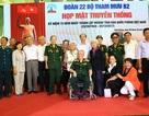 Tri ân nghề tình báo qua buổi họp mặt 400 cựu chiến binh
