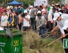 Chủ tịch Đà Nẵng cùng gần 3.000 người tổng vệ sinh môi trường đón APEC