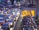 Hình ảnh biển người ùn tắc khắp Hà Nội trong giờ cao điểm giao thông