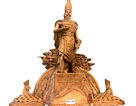 Phú Thọ đã tìm được mẫu tượng Hùng Vương đặt ở Đền Hùng