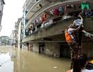 Lũ lụt kinh hoàng ở Trung Quốc, ít nhất hơn 30 người thiệt mạng