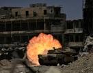 Những ngày tàn của IS tại thành cổ Mosul